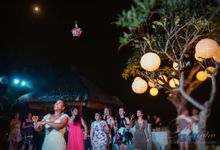 Tenniel and Dean Wedding by D'studio Photography Bali