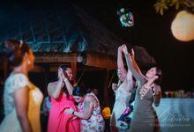 Tenniel and Dean Wedding by D'studio Photography Bali