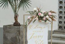 Yoko & Jeanny Wedding by Cloris Decoration & Planner