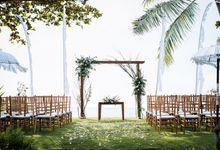 Sunset Wedding by The Patra Bali Resort & Villas