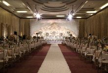 The Wedding of Benny & Yanti by Pullman Jakarta Central Park