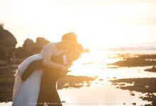 Warren & Justine - A Journey of Love in Bali by Aplind Yew Production - Wedding Cinematography & Photography