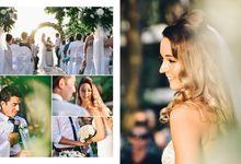 Wedding Keely & Dane by Anantara Seminyak Bali Resort