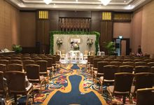 The Wedding Achmad & Putri - Rizal & Rizky  6 May 2017 by eL Royale Hotel Bandung d/h Grand Royal Panghegar