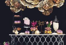 VANITY FAIR WEDDING by bliss & glitz