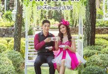 Engagement Day of Febby & Erick by Our Organizer