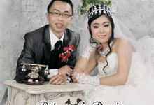 Wedding Day of Ridwan & Dewi by Our Organizer