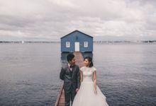 Perth Destination Wedding by Back Alley Creations