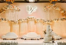 DANISH & FELICIA by Amor Cake