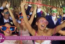 Henny & Morten Wedding Party by BALI SLOW MOTION VIDEO BOOTH
