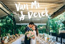 Van Mi & Derek's Wedding by Bloc Memoire Photography