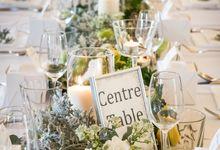 An Elegant Botanical Wedding by Our Fairytale Wedding