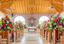 Boda Aracely y Juan by Weddings Roatan