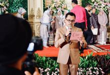 Nisa & Nassim Wedding by HENRY BRILLIANTO