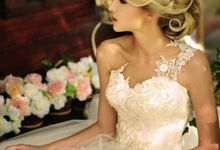 European Wedding Dresses by Gester Bridal & Salon Smart Hair