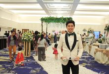 MC Wedding Menara Mandiri Jakarta - Anthony Stevven by Anthony Stevven