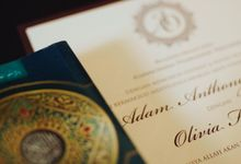 Wedding Olivia & Adam by VAIA