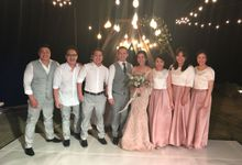 Andrew & Cassandra Wedding by Love Bali Weddings