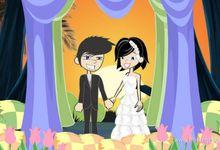Wedding Animation [cartoon] by bintangpagi.net