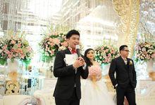 Mc Wedding Menara mandiri  Plaza Bapindo Jakarta - Anthony Stevven by Anthony Stevven