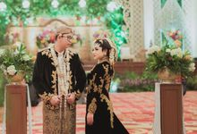 The Wedding of  Juwita & Zico by Bantu Manten wedding Planner and Organizer