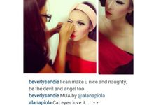 Testimonial by Laviola Makeup Artist