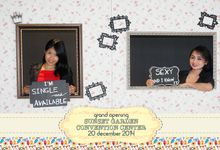 Grand Opening Sunset Garden Convention Center by Happy Moment PhotoBooth