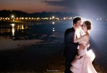 Truly Madly Deeply - Hendratama and Anastasia Prewedding by Antony by Vow Pictures