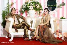 The Wedding of Muti & Fajar by cinde10