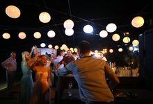 Wedding of Jen & Adrian by Wedding DJ Rob Soundz