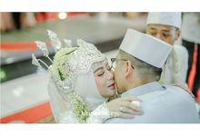 THE WEDDING OF NISRINA & SANDI by UnderStory Aesthetic Capture