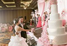RAYMOND + GABY WEDDING by zerosix photography