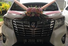 Ecclesia & Ria wedding 2 Nov 2019 by Velvet Car Rental