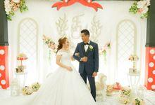 Wedding Of Frandikha & Hellen by Ohana Enterprise