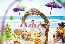 Balinese Blessing by BaliWedding