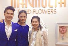The Biggest Premium Bazaar Wedding Exhibition 2015 by Magnolia Dried Flower