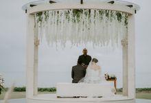 Andre & Vanessa, Seminyak Bali by Legacy Organizer