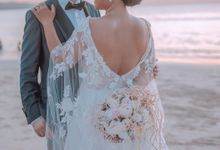 WEDDING DRESS BERGAMO by GAËTA Bridal Couture