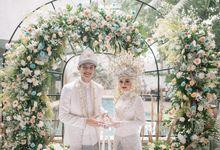The Wedding of Dinda Rey by Dibalik Layar