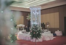 Grand Galaxy Convention Hall - Ima & Yozi by JEE Ballroom Group