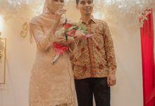 Indah & Lutfi's Engagement by Wildan Fahmi MC