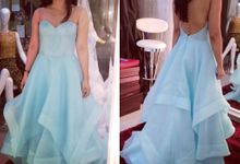Client Fitting & Special Design Gown and Kebaya part 1 by Tommy Figo