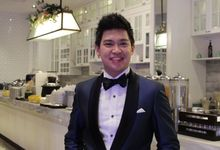 Mc wedding intimate wyls kitchen jakarta - Anthony Stevven by Anthony Stevven