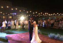 MC Wedding Intimate Bali Rich Prada Hotel - MC Anthony Stevven by Anthony Stevven