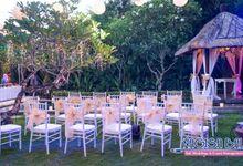 Villa Balidamai for Renewal Vow by Nagisa Bali
