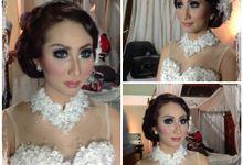 Makeup Portfolio by Ayung Berinda