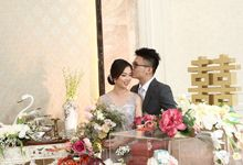 Sherly & Sonny Engagement Day by Amoretti Wedding Planner