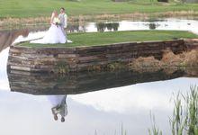 Arrowhead Golf Club by AMK Wedding Photography