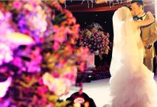 Carnival of Love - William & Puput by Celtic Creative