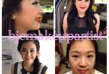 Before & After Prewedding Makeup by bjcmakeupartist